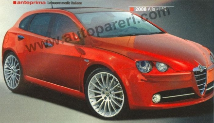 Alfa Romeo 149 giulietta