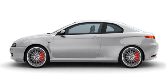 Alfa GT restyling
