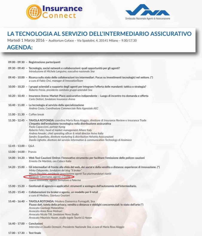 assicurazioni digitali, assicuratori digitali, social media marketing, assicurazioni, pasquale caterisano,