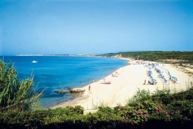 Spiaggia capo piccolo capo rizzuto capopiccolo