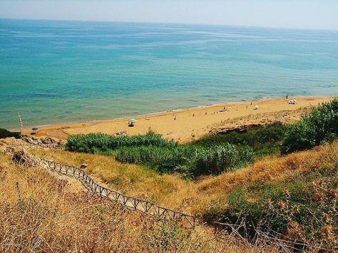 spiaggia curmo capo rizzuto mare calabria