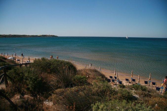 spiaggia seleno selene capo rizzuto calabria mare