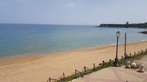 capo rizzuto spiaggia grande